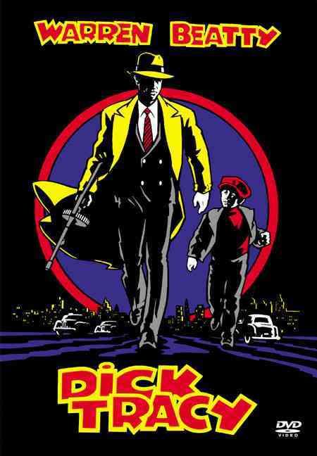 DICK TRACY BY BEATTY,WARREN (DVD)