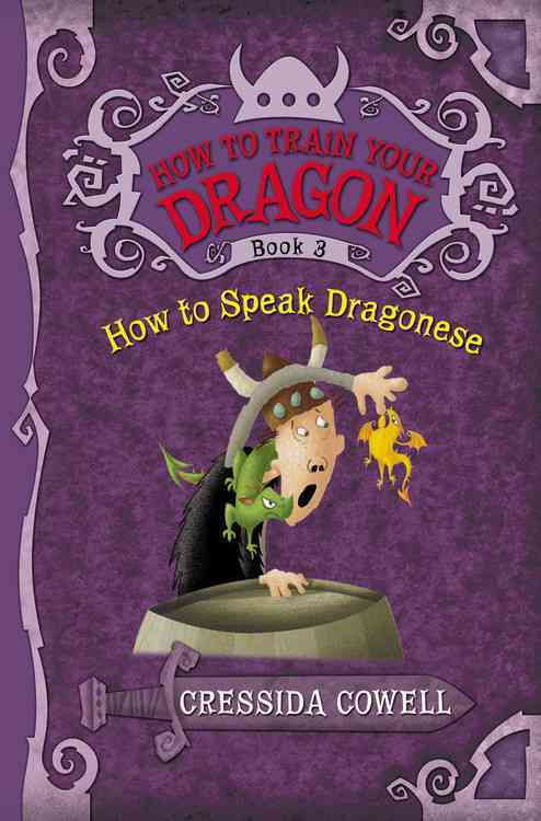 How to Speak Dragonese By Cowell, Cressida